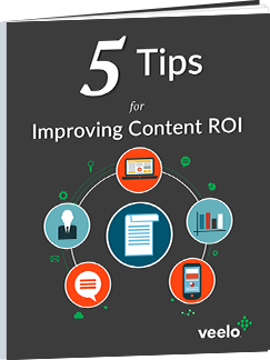 5 Tips for Improving Content ROI - A Free MobilePaks Guide