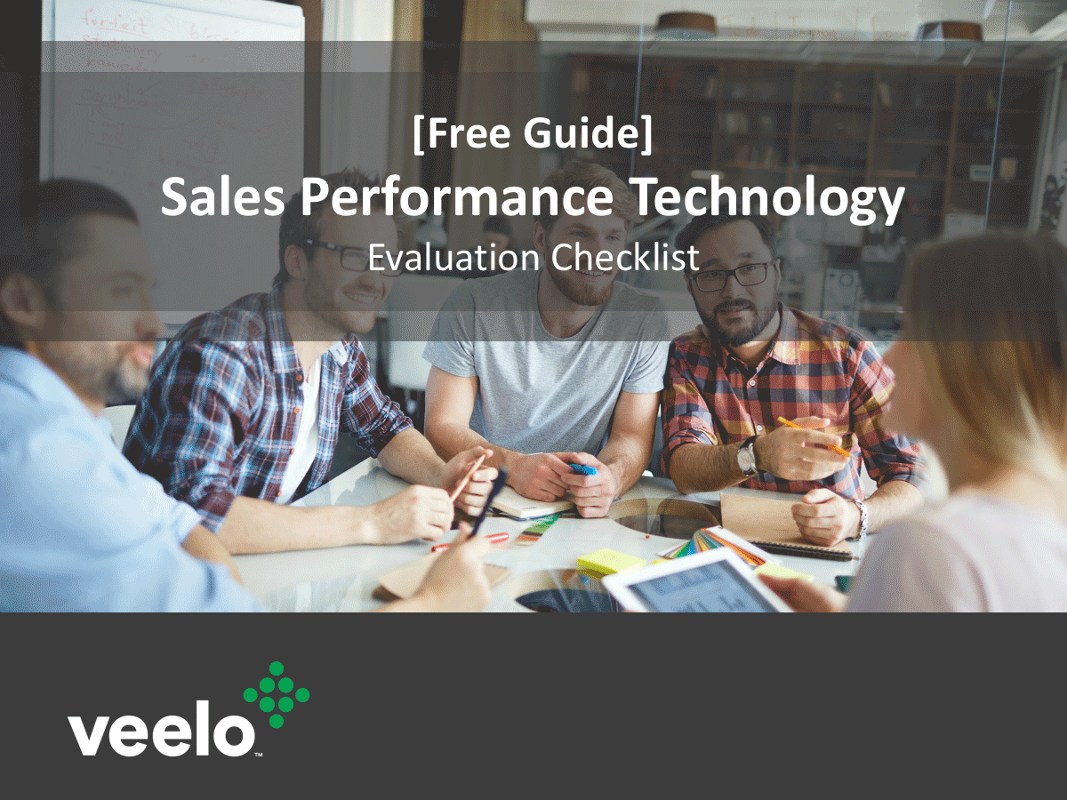 Sales Performance Technology Checklist