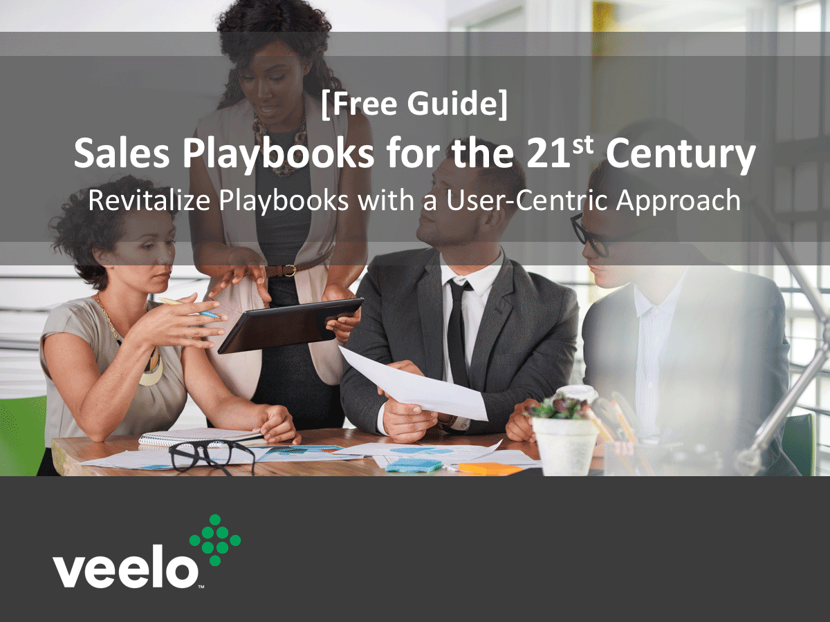 Sales Playbooks for the 21st Century