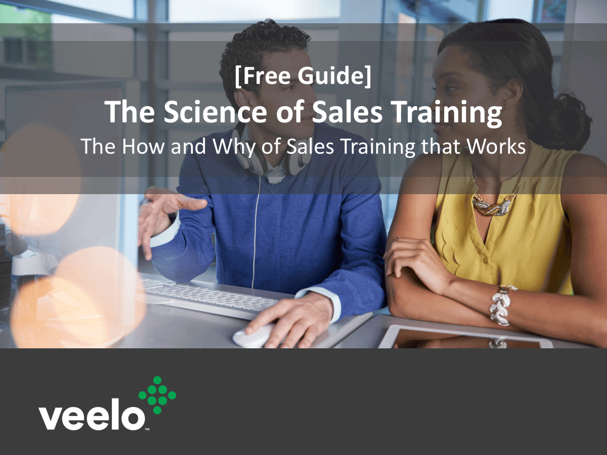 The Science of Sales Training