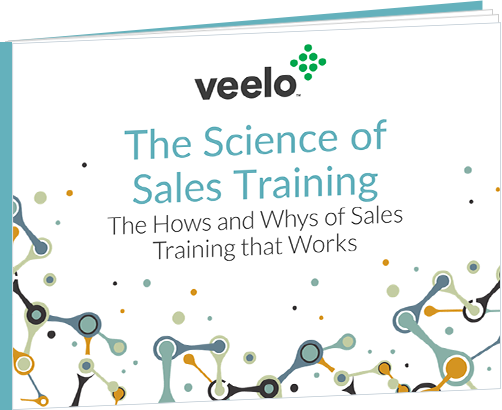 The Science of Sales Training: a Free Guide from Veelo