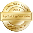 MobilePaks one of TrainingIndustry.com's Top 20 Sales Training Authoring Tools