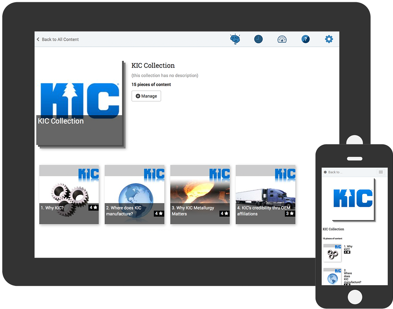 KIC enables partners and increases sales effectiveness with Veelo.