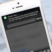 Veelo sends sellers SMS notifications of deadlines and content updates.