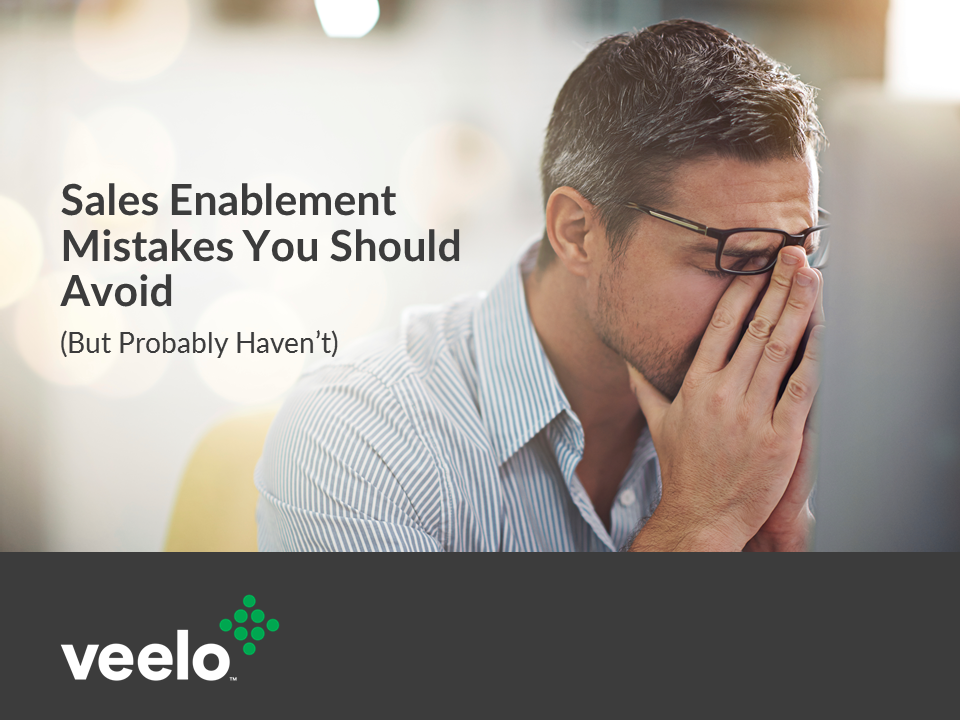 Sales Enablement 101 with Veelo
