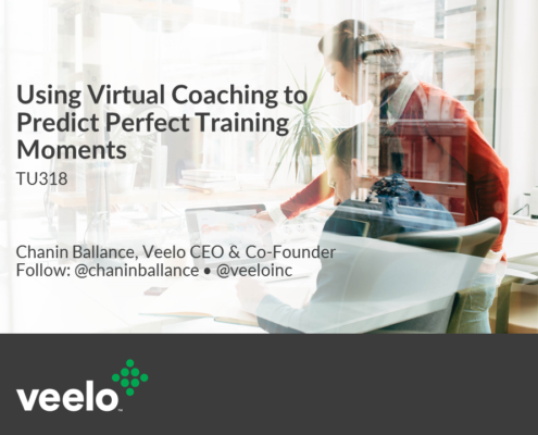 Using Virtual Coaching Technology to Predict Perfect Training Moments for Your Salespeople