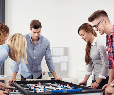 Game on! To Increase Sales Performance