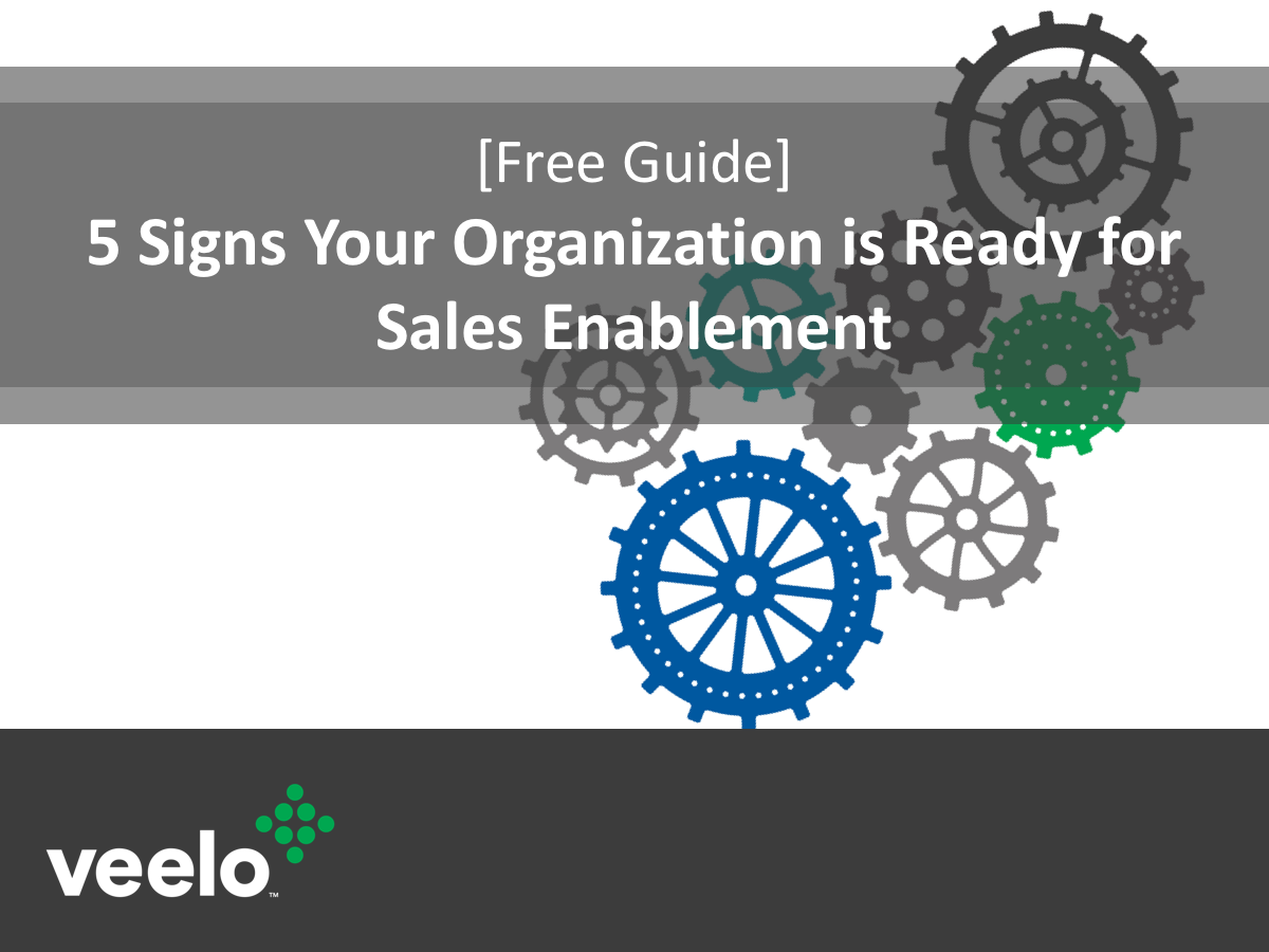 5 Signs Your Organization is Ready for Sales Enablement