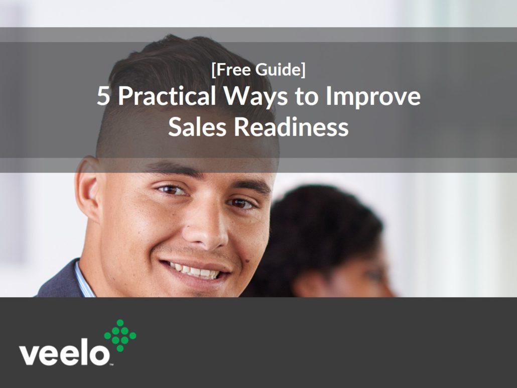 sales readiness, sales enablement platform